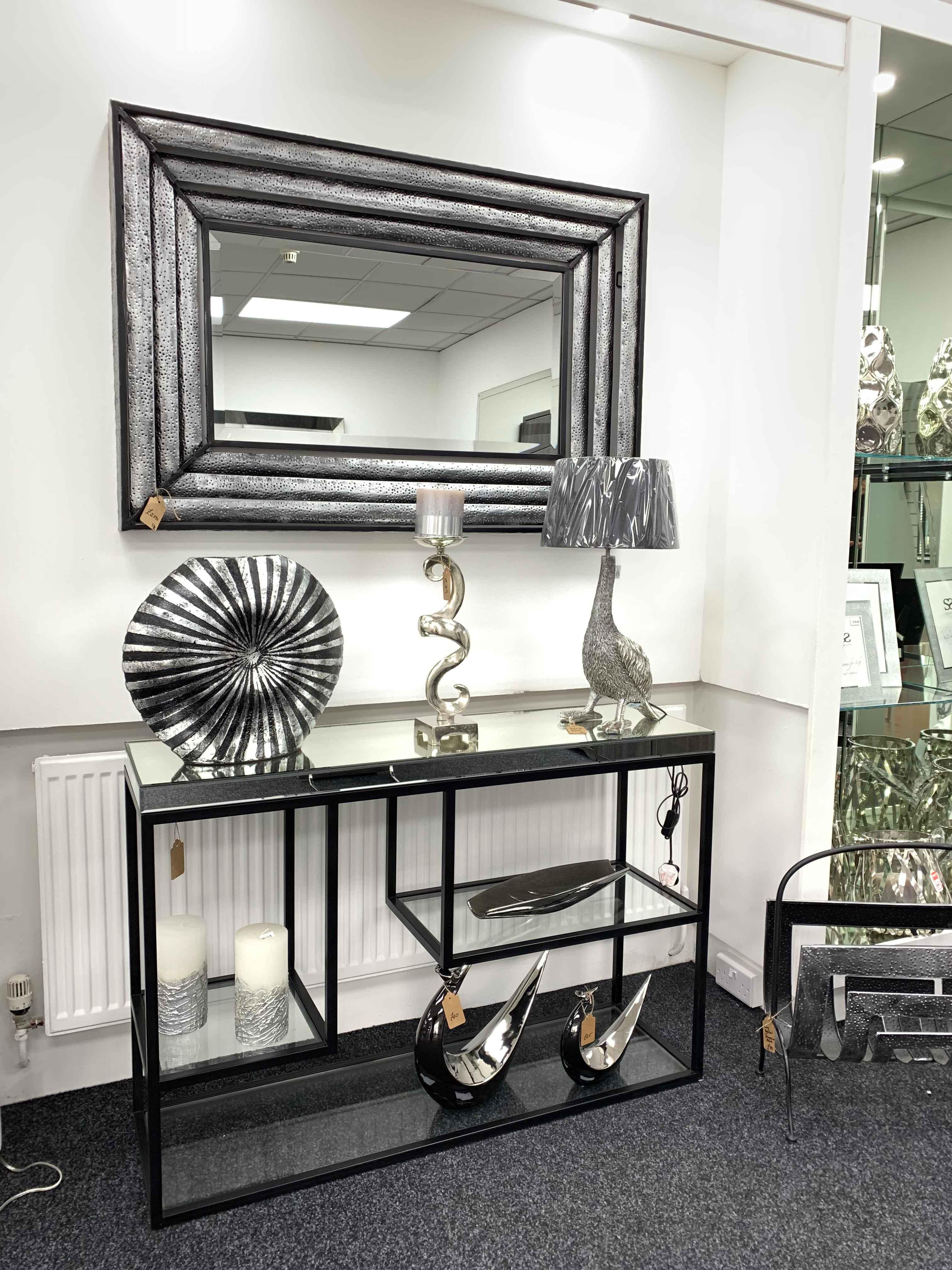Furniture Showroom Hurry Bros Glassworks Glasgow