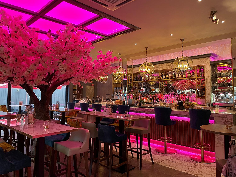 Pink-Bar